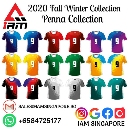 IAM Penna Collection Team-wear