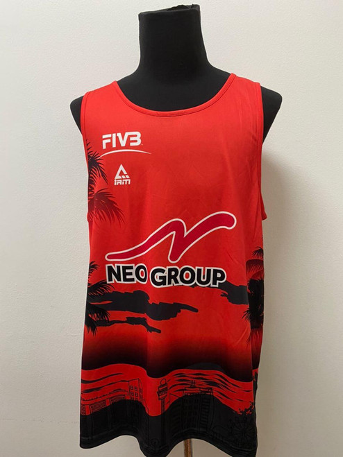 FIVB Series - Red