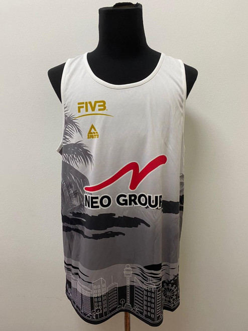 FIVB Series - White