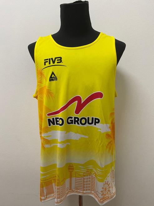 FIVB Series - Yellow