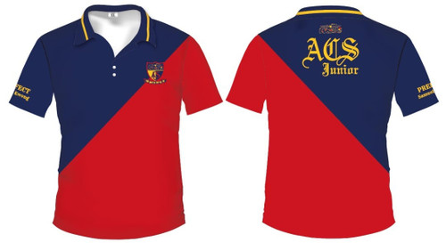 ACS Prefect Polo Tee Shirt 2021