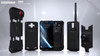 """DOOGEE S90 6.18"""" 4G Modular Rugged Smartphone with Kit View"""