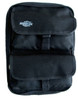 "8"" Chest Pack Front Cover with Pockets in Black for Rugged Handsfree Chest Pack"