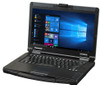 Panasonic Toughbook FZ-55 Semi Rugged Notebook Front Right View