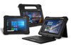 Zebra L10 XPAD Rugged Tablet with XBOOK and XSLATE