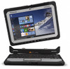 Panasonic Toughbook CF-20 Detachable Rugged Notebook Detached View