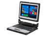 Toughbook CF-33 Laptop Detached Front Right View