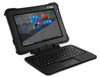 Zebra L10 XBOOK Fully Rugged Tablet Front Left View