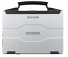 Panasonic Toughbook FZ-55 Semi Rugged Notebook Closed with Handle View