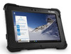 Zebra L10 XSLATE Rugged Tablet Front View