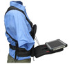 Rugged Handsfree Chest Pack for Getac F110 Rugged Tablet
