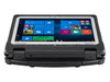 Toughbook CF-33 Convertible Tablet Front Horizontal View