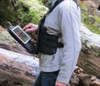 """Rugged Handsfree Chest Pack for 8"""" Tablet (MOLLE Compatible)"""