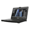Getac S410 Semi Rugged Laptop Front Right View