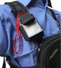 Shoulder Pocket in Black for Rugged Handsfree Chest Pack