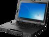 """Emdoor X14U 14"""" Rugged Laptop Close Up Rightt View"""