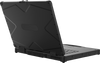 "Emdoor X15U 15.6"" Rugged Laptop Back View"