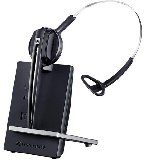 EPOS Sennheiser D 10 Mono DECT Wireless Headset and Base for Deskphone