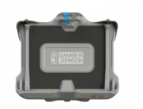 Gamber Johnson Vehicle Cradle for Getac K120 (Tablet) Front View