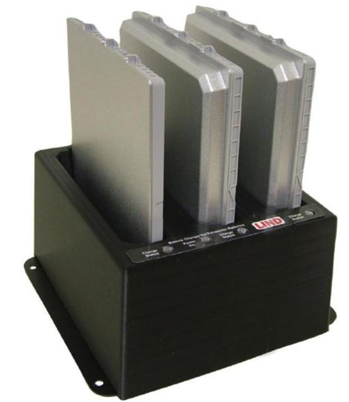 Lind 3-Bay Battery Charger for FZ-G1