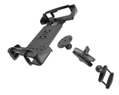 Panasonic Toughbook FZ-G1 Forklift Mount and Cradle Solution