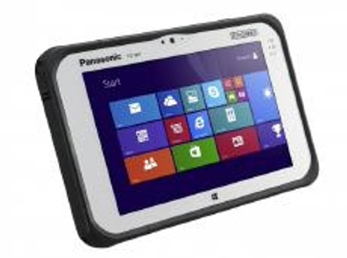 "Panasonic Toughpad FZ-M1 MK2 7.0"" Fully Rugged Tablet with 4G & 8GB RAM (Ex Demo - full 3 years warranty)"