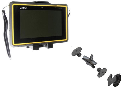 Getac ZX70 Cradle and Windscreen Mount