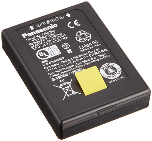 Panasonic Toughpad FZ-E1 and FZ-X1 Battery Pack