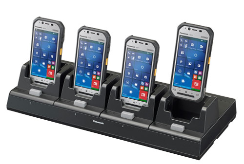 Panasonic 4-Bays Desktop Cradle for FZ-N1 & FZ-F1