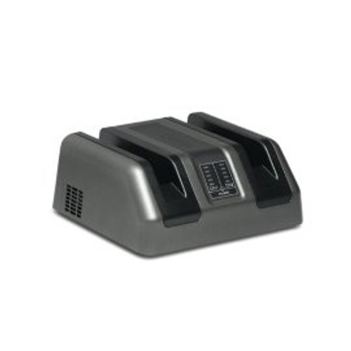 Getac B300 External Dual Bay 2nd Battery Charger (Media Bay Battery + Media Bay Battery)