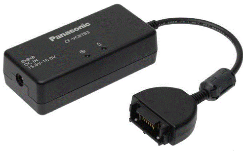 Panasonic Single Battery Charger for FZ-G1, CF-C2 and CF-54