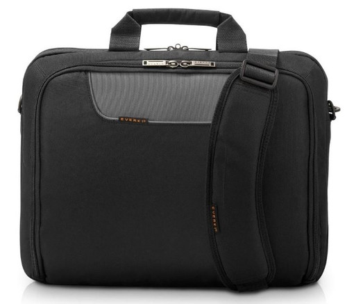 "Everki Advance Compact Briefcase for up to 16"" laptop"