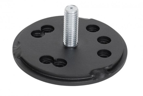 Gamber Johnson Forklift Mount: Display Swivel (Attach to any Clam Shell or Clevis)