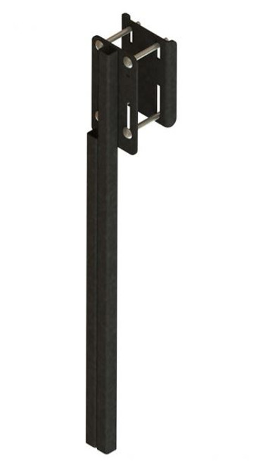 Gamber Johnson Forklift Vertical Extension Bar