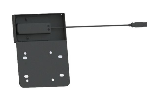 Gamber Johnson Forklift Tamper Proof Bracket with Accelerometer for Dell Latitude 12 Rugged and Panasonic FZ-G1
