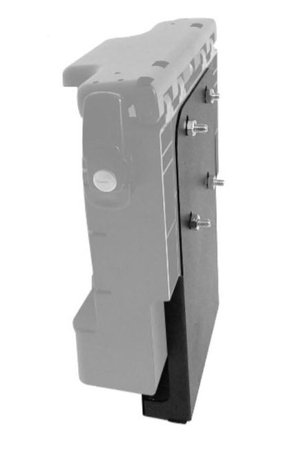 Gamber Johnson Forklift Tamper Proof Bracket with Accelerometer for Zebra ET50/55