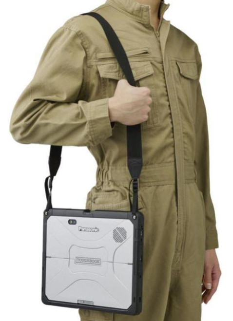 Panasonic Shoulder Strap for Toughbook CF-33 Wear View