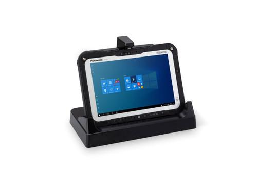 Panasonic Toughbook FZ-G2 Desktop Cradle / Dock Side View
