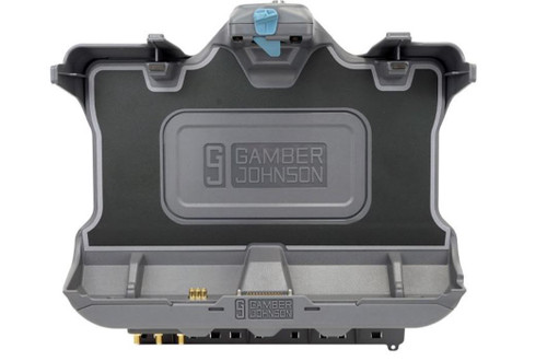 Gamber Johnson Vehicle Docking Station (TRI-RF) for Getac F110 G5 & G6 Front View
