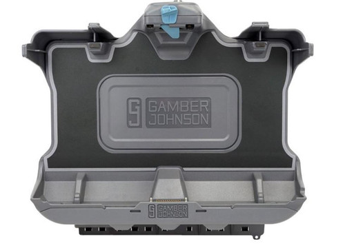 Gamber Johnson Vehicle Docking Station (NO-RF) for Getac F110 G5 & G6 Front View