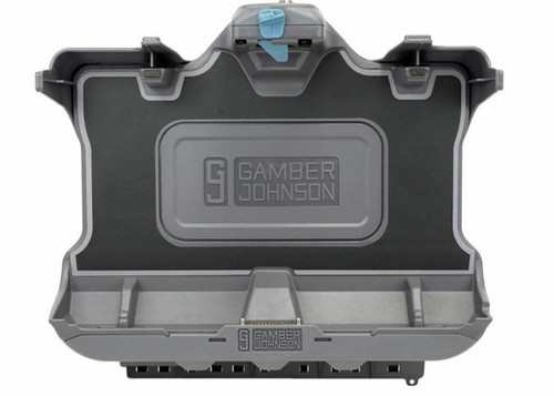 Gamber Johnson Vehicle Cradle for Getac F110 G5 & G6 Front View