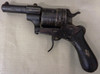 French Francotte Aliege 32 Rim Fire Revolver