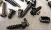 Lot of Vintage Gun Sight Screws and Sight Parts