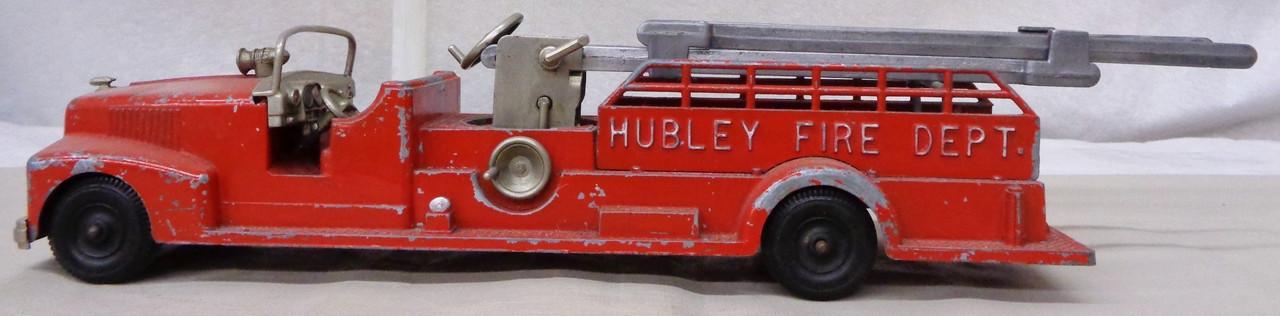 Hubley fire truck hatchet