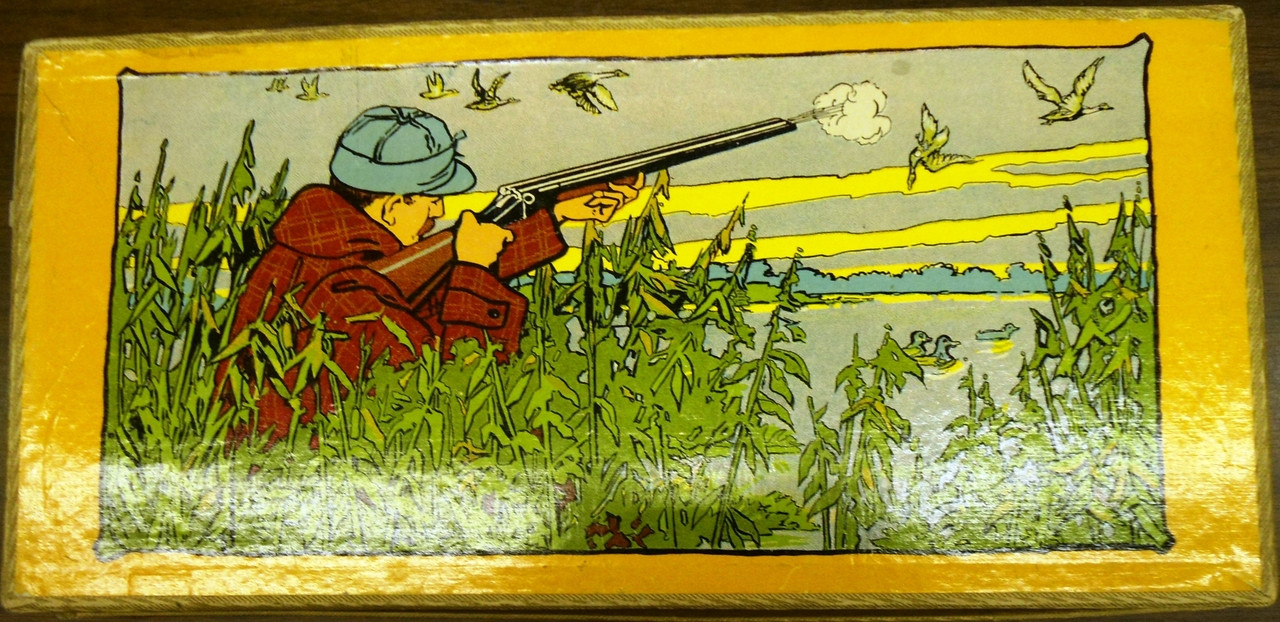 Duck Shooting Game circa 1930's