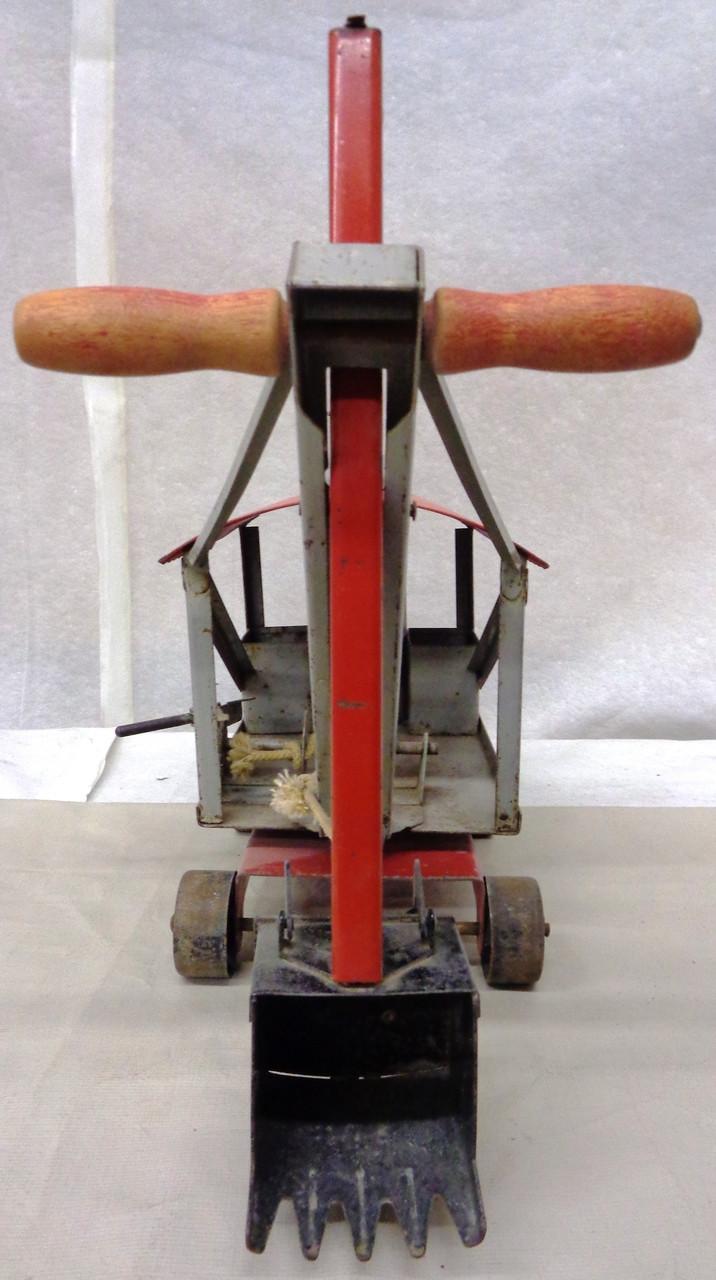Keystone Ride 'Em Steam Shovel circa 1930