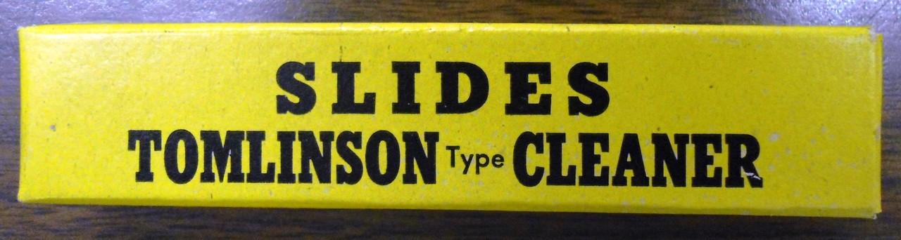 Tomlinson Type Cleaner Slides - 12 gauge