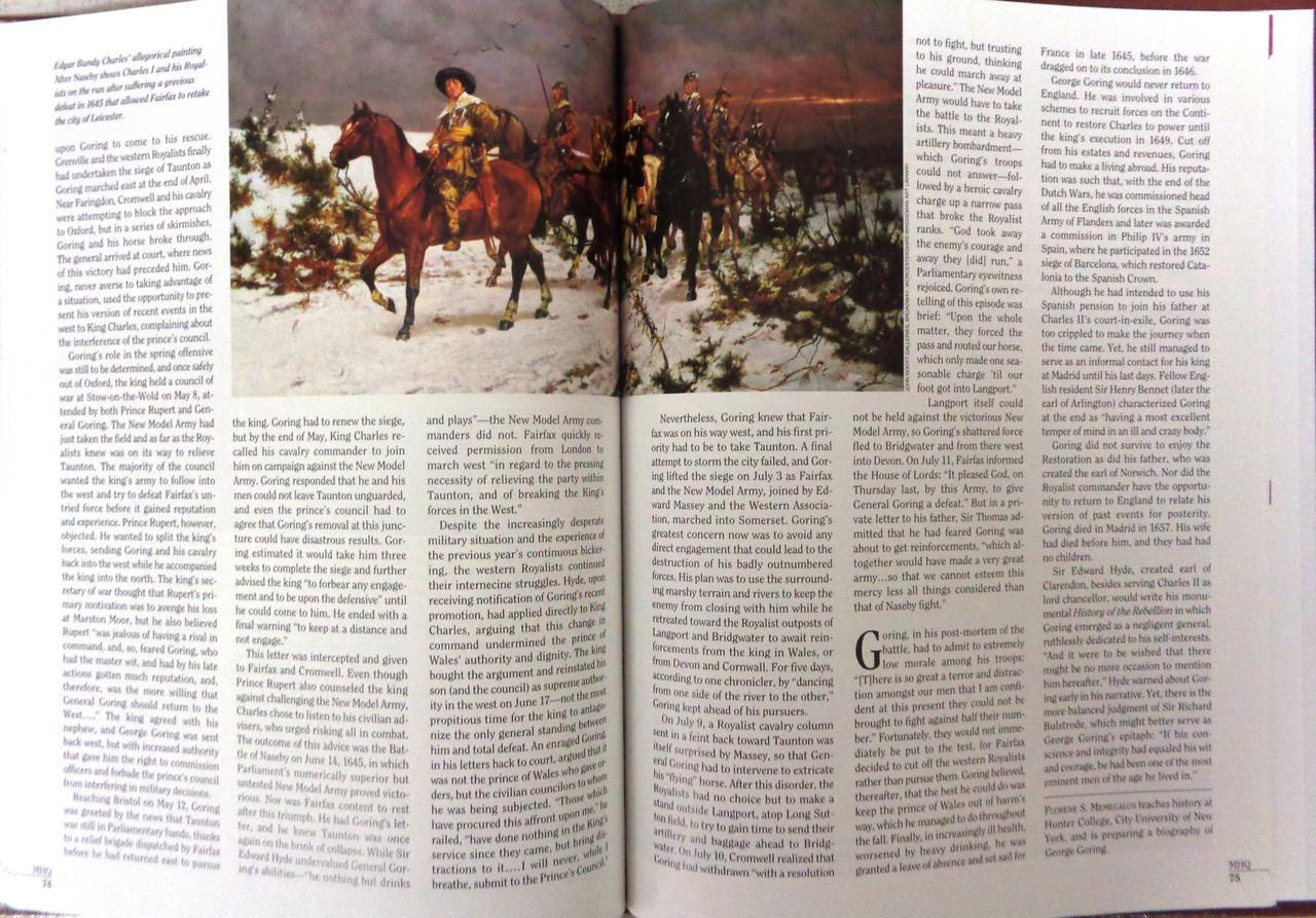 MHQ Volume 14 Number 1 Autumn 2001