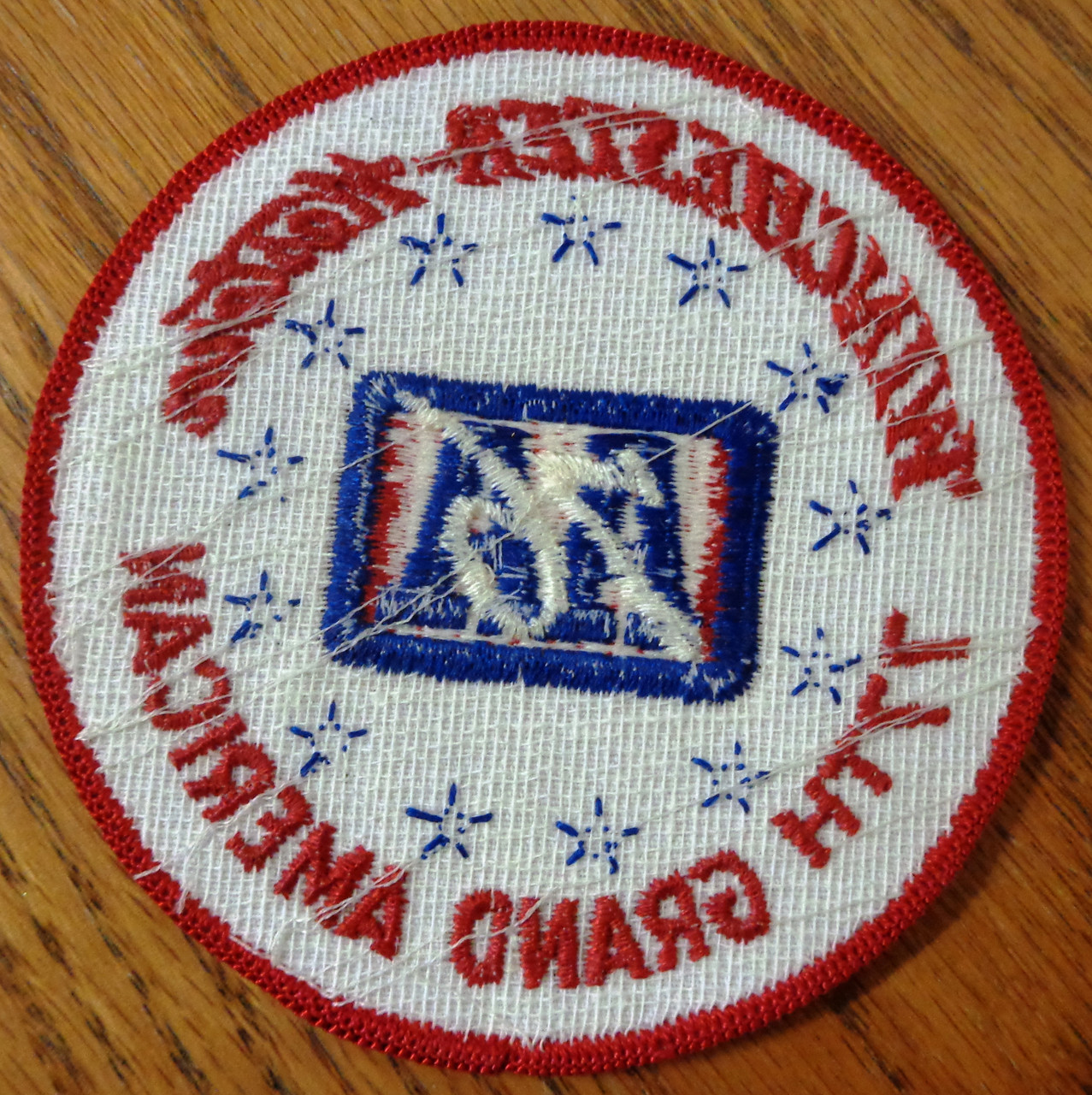 Winchester-Western 77th Grand American Patch