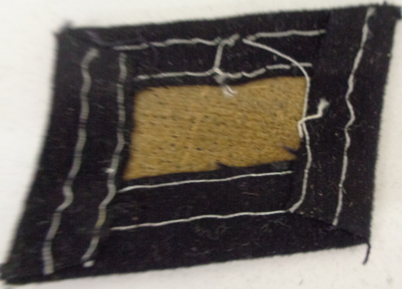German WWII Collar Tab for the 13th SS Mountain Division